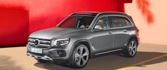 Your new suv is waiting. Mercedes Benz Glb 2020 The All New Suv