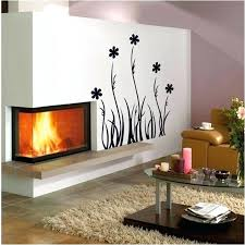 full size of wall sticker fake fireplace with olive faux stone ideas designs stickers above