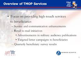 Express Scripts Customer Service 1 Overview Of Tmop And Trrx Pharmacy Programs 2