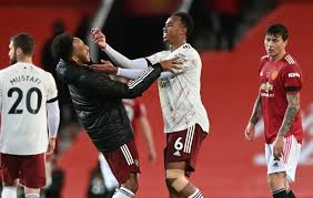 Liverpool, man utd unite in fight against racism. 5 Out Of 5 Gabriel Magalhaes Shuts Out Manchester United