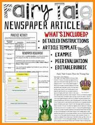 example of a newspaper article 6 how to write a newspaper article for kids musicre sumed