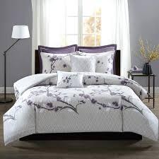 purple duvet the gray barn sleeping hills purple 7 piece duvet cover set purple king purple duvet