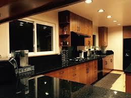 awesome black granite countertops best black granite countertops design