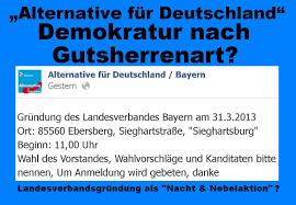 Alternatives leben in deutschland