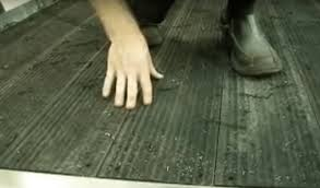 rumber flooring is made of recycled tires the rubber is formed into solid boards that fit together to form the floor of your trailer