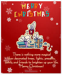 merry christmas family quotes. Beautiful Christmas Merry Christmas ECard There Is Nothing More Magical Than Decorated  Trees Lights Presents Family And Friends On Family Quotes Y