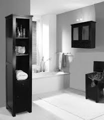 elegant black wooden bathroom cabinet. black wooden shelves on the floor and bathroom cabinet elegant w