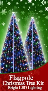 Featuring The Flagpole Christmas Tree Kit, The Christmas Shop ...
