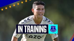 JAMES RODRIGUEZ ON FIRE IN TRAINING! | BLUES' FINAL SESSION IN FLORIDA -  YouTube
