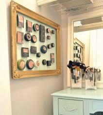 diy makeup organizer cardboard