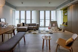 Three flats become one to house Hong Kong family with four kids ...