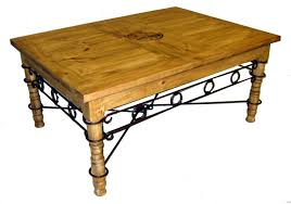 Mexican Pine Coffee Table Texas Rustic Wholesale Pine Coffee Table With Wood Star Furniture