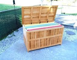 wooden garden storage box metal outdoor storage box lockable storage chest bench cushion boxes outdoor furniture wooden garden storage box