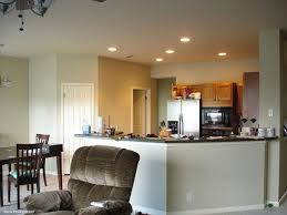 large recessed lighting. Kitchen:Retrofit Recessed Lighting Installing Can Lights Led Trim In Kitchen Large Size Of Light