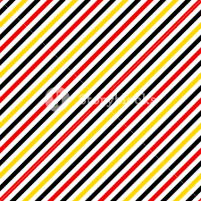 Mickey Mouse Pattern Of Red, Black, Yellow, And White Diagonal Stripes  Royalty-Free Stock Image - Storyblocks