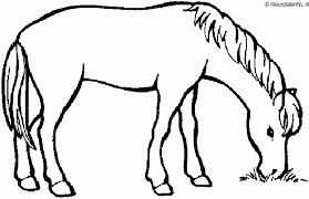 Paarden Kleurplaat Kleurplaten 3531 Kleurplaat Kleurennet