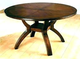 round expanding dining table practical extendable extending 10 seater