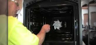 how to remove an oven cooker door