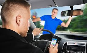 Image result for distracted driving