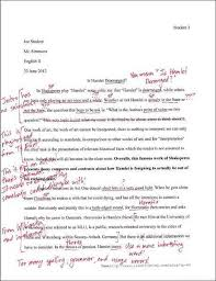 example of a mla essay mla format sample paper th edition mla 20 mla style essay template 9 apa format paper examples actor