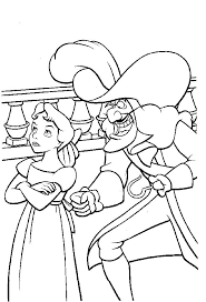 Small Picture 148 best images about Peter Pan Coloring Pages on Pinterest
