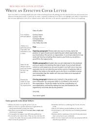 How To Type A Cover Letter Tomyumtumweb Com