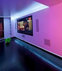 Cool lighting design Corner Mounted D2 Gabkko Luxury Apartments Design With Cool Lighting