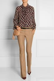 Cmo combinar un pantalon beige