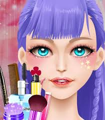 princess party makeup games