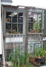 old door greenhouse by tara dillard love this just attach old doors to a side of your home taradillard spot