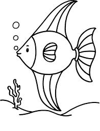 Disegni Di Pesci Da Colorare Foto Nanopress Donna