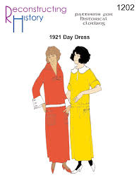 1920 Dress Patterns Simple Decorating