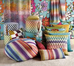 il decor furniture pasadena cylindrical pouf missoni home