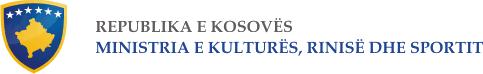 Image result for ministria e kultures logo