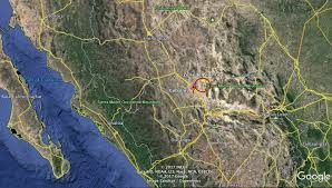 The Zone Of Silence Anomalies In The Mexican Desert