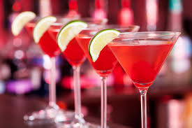 Image result for cosmopolitan drink