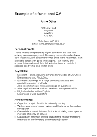 Resume Profile Samples Profile For Resume Examples Fungramco 48