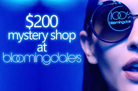 be a mystery per with a 200 bloomingdale s gift card