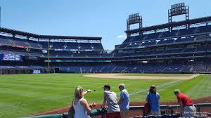 Citizens Bank Park Section 138 Philadelphia Phillies