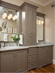 bathroom cabinets ideas. Mid-sized Country Master Medium Tone Wood Floor Bathroom Photo In Charleston With An Undermount Cabinets Ideas Houzz