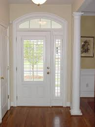 front door with window. Random Front Door Window Treatments 11 Best Images On Pinterest Intended For Ideas With
