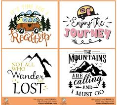 Choose a quote that expresses your. Free Camping Themed Svgs