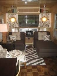 Camper interior decorating ideas Awesome Camper Interior Trailer Interior Trailer Decor Interior Paint Trailer Remodel Remodeled Pinterest 531 Best Camper Decorating Ideas Images Campers Camping Trailers