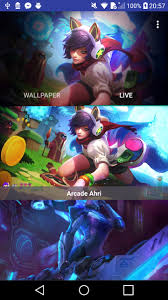 live wallpapers for lol 2018 poster live wallpapers for lol 2018 screenshot 1