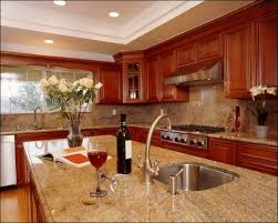 a granite counter top is the most popular