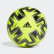 <b>adidas</b> Футбольный <b>мяч Uniforia</b> Club - желтый | <b>adidas</b> Россия