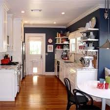 blue kitchen wall colors. Wonderful Blue Impressive Blue Walls White Kitchen Pretty Wall Colors Navy  Cabinets Diningjpg Intended W