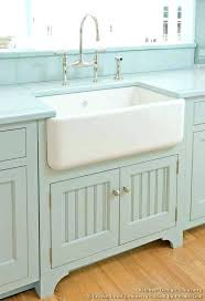 a front sink cabinet farmhouse sink base cabinet traditional blue kitchen cabinets crown kitchen design farmhouse