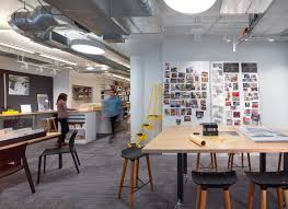 interior lighting for designers. Architecture And Interior Design Of The Renovated 8,500 Square-foot Studio Was Completed By Internal Team At Graphite Group, In Partnership With Lighting For Designers