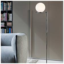 Flos Ic F1 Floor Lamp Nordic New